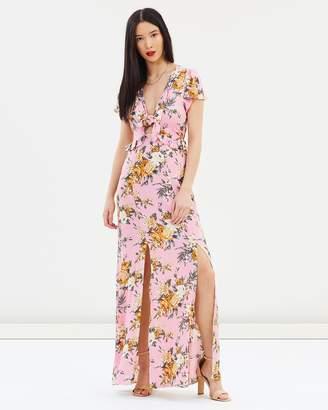 Miss Selfridge Floral Maxi Dress