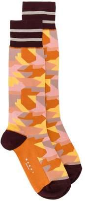 Marni camouflage socks