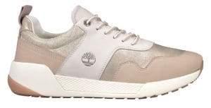 Timberland Kiri-Up Leather Oxford Sneakers