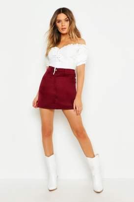 e73335206 Wine Coloured Skirt - ShopStyle UK