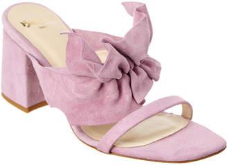 Butter Shoes Frankie Suede Block Sandal