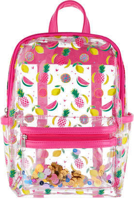 Monsoon Inflatables Clear Backpack