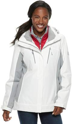 ZeroXposur Women's Trish 3-in-1 Heavyweight Systems Jacket