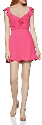 BCBGeneration Tie-Back Fit-and-Flare Dress - 100% Exclusive