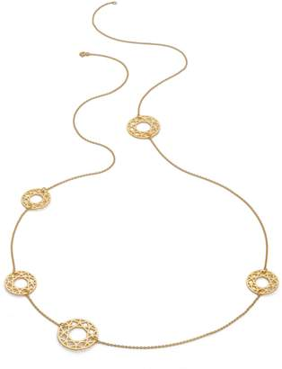Myia Bonner Gold Multi-Brilliant Diamond Necklace