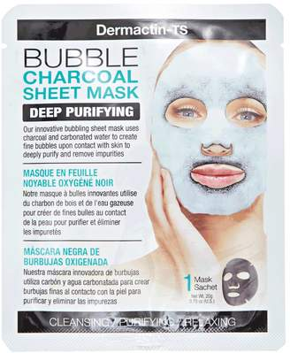 Dermactin-TS Dermactin Ts Charcoal Bubble Face Mask