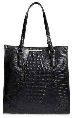 Brahmin Melbourne Maeve Leather Tote $295 thestylecure.com