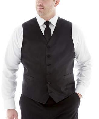 Jf J.Ferrar JF Tuxedo Vest-Big & Tall