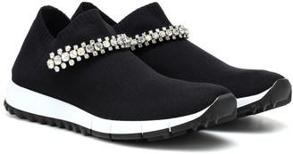 Jimmy Choo Verona knit sneakers