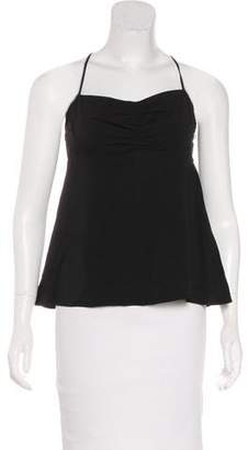 Elizabeth and James Sleeveless Casual Top