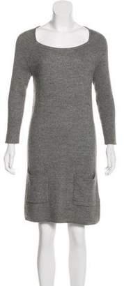 TSE Wool-Blend Sweater Dress w/ Tags