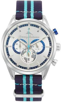 Tommy Bahama South Bay Stainless Steel Chronograph Watch