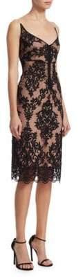 N°21 Lace Midi Dress