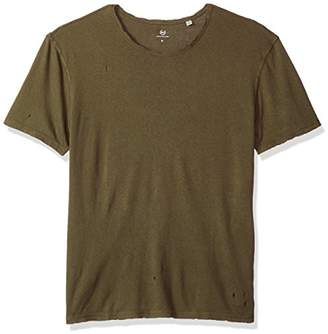 AG Adriano Goldschmied Men's Ramsey Short Sleeve Aged Crew Neck Tee