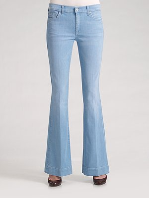 7 For All Mankind Charlize Flare Jeans
