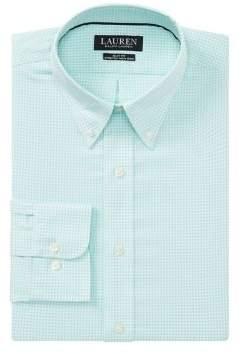 Lauren Ralph Lauren Slim-Fit No-Iron Dress Shirt