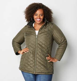 Avenue Reversible Quilt Jacket