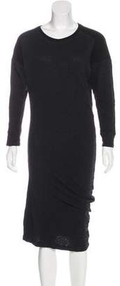Etoile Isabel Marant Long Sleeve Knit Dress