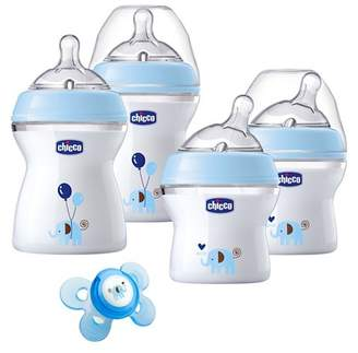 Chicco NaturalFit Newborn Gift Set - Blue