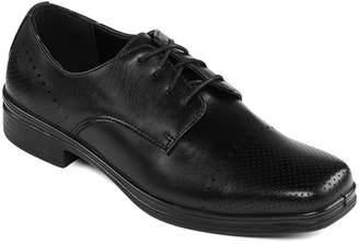LTB STAFFORD Stafford Little/Big Kid Boys Bridger Lace-up Square Toe Oxford Shoes