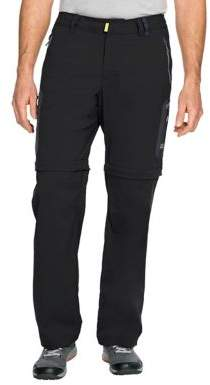 Jack Wolfskin Softshell Weather-Resistant Convertible Pants