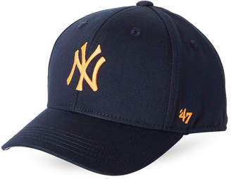 '47 Toddler Boys) Navy & Orange New York Yankees Baseball Cap