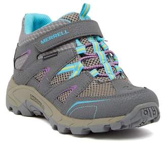 Merrell Hilltop Mid Quick-Close Waterproof Sneaker (Little Kid)
