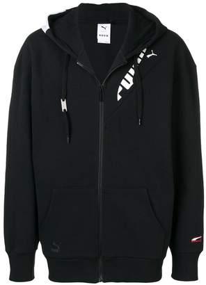 Puma kangaroo pocket hoodie