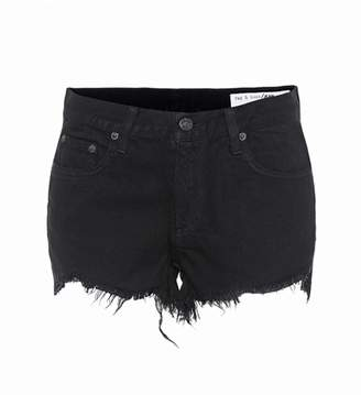 Rag & Bone Denim cut-off shorts
