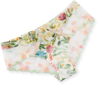 Lise Charmel Bouquet Tropical Lace Boyshorts