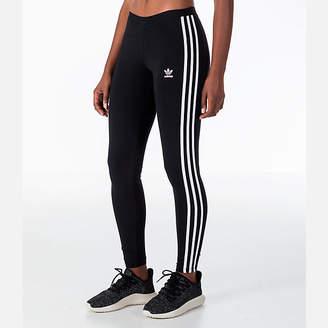 adidas Women's Trefoil 3-Stripes Leggings