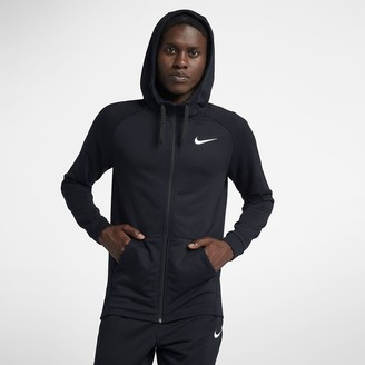 Nike Men's Full-Zip Training Hoodie Dri-FIT