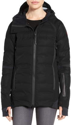 Canada Goose Hybridge Sutton Waterproof Down Jacket