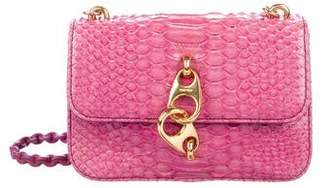 Tom Ford Lock-Embellished Shoulder Bag