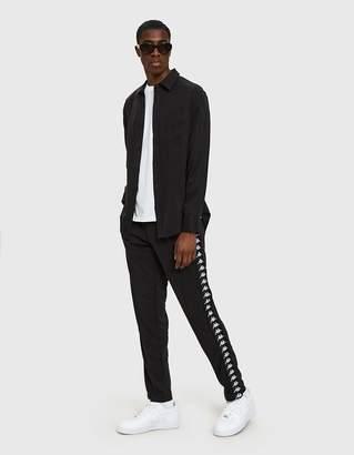 Kappa Banda Arama Cropped Pant in Black