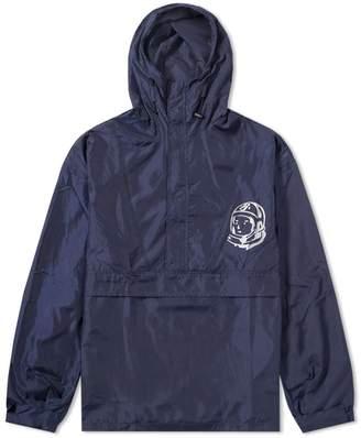 Billionaire Boys Club Nylon Hooded Half Zip Jacket