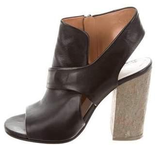Maison Margiela Marcia Block Heel Sandals