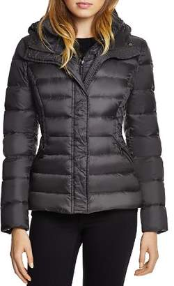 Dawn Levy Miki Hooded Short Puffer Coat - 100% Exclusive