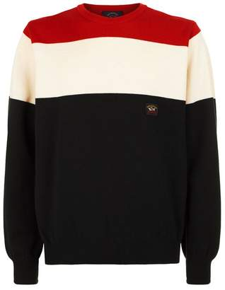Paul & Shark Striped Sweater