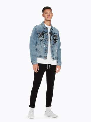Scotch & Soda Trucker Jacket | Felix the Cat