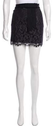 Diane von Furstenberg LacieLou Mini Skirt