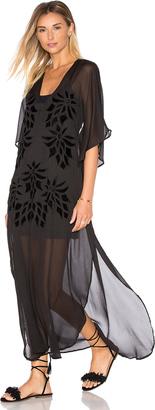 Cleobella x Zella Day for REVOLVE Western Floral Dress $195 thestylecure.com