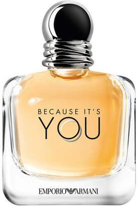 Giorgio Armani Beauty Emporio Armani Because It's You
