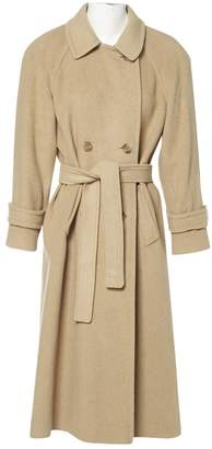 Harrods Beige Wool Coats