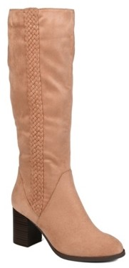 Journee Collection Gentri Extra Wide Calf Boot