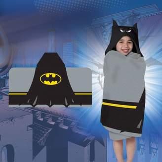 Batman DC Comics Hooded Bath Towel