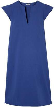 Tomas Maier Cotton-Blend Poplin Midi Dress