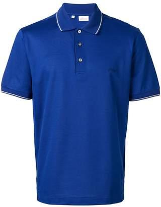 Brioni branded polo shirt