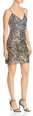 Bardot Sequined Mini Dress