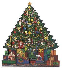 Byers' Choice Tree Advent Calendar
